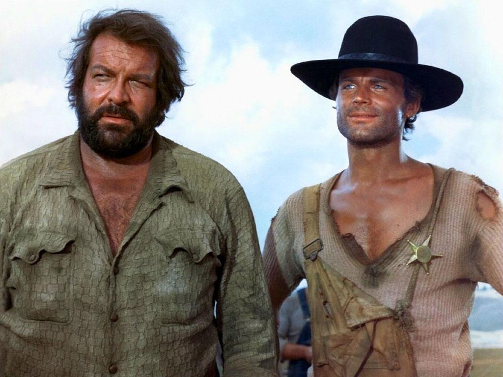 Bud Spencer e Terence Hill, nuovo film tra Cortona e la Valdichiana?