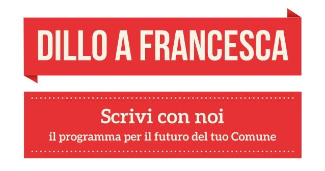Amministrative Cortona: dillo a Francesca