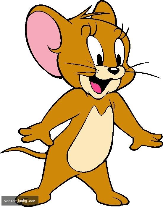 Somiglianze (2): Basanieri, ovvero il topolino Jerry