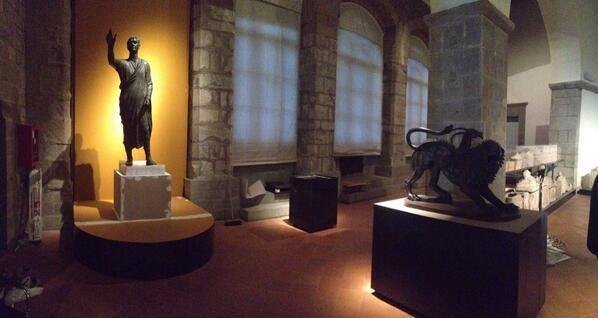 Cortona, gli studenti del Classico protagonisti della Seduzione Etrusca
