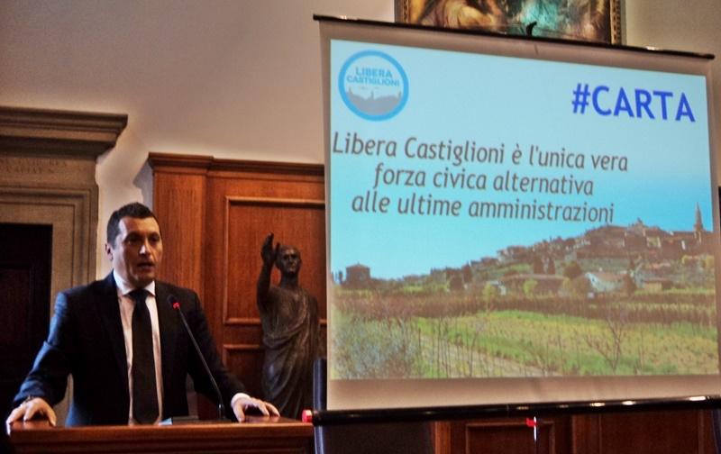 Verso le elezioni, Libera Castiglioni corre con Mario Agnelli