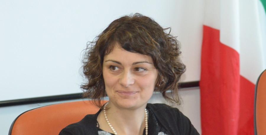 Cortona, Francesca Basanieri: