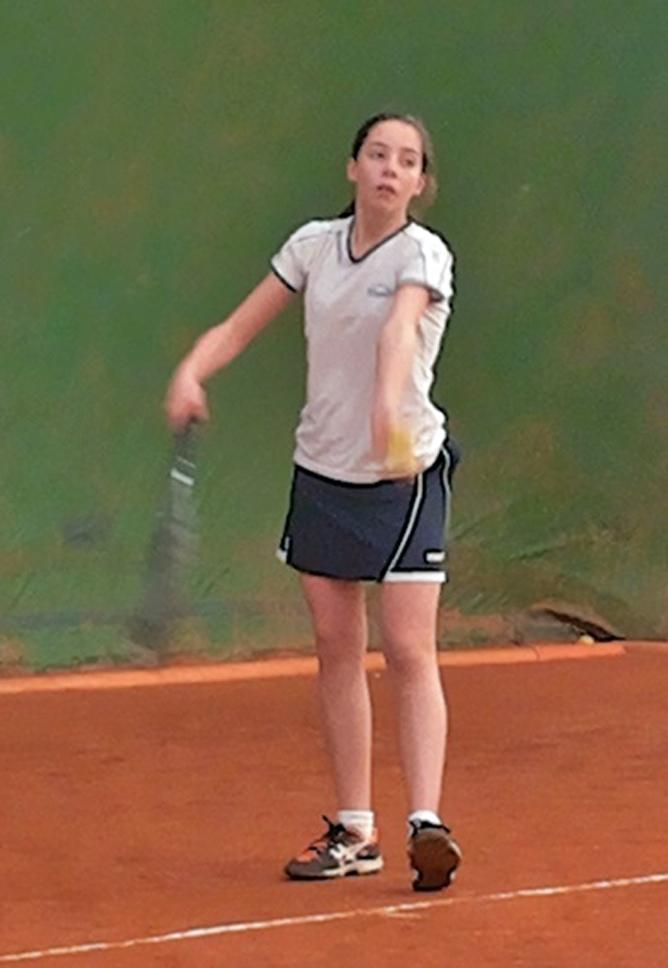 Al Tennis Club Fontesecca è andato in scena il torneo giovanile di primavera