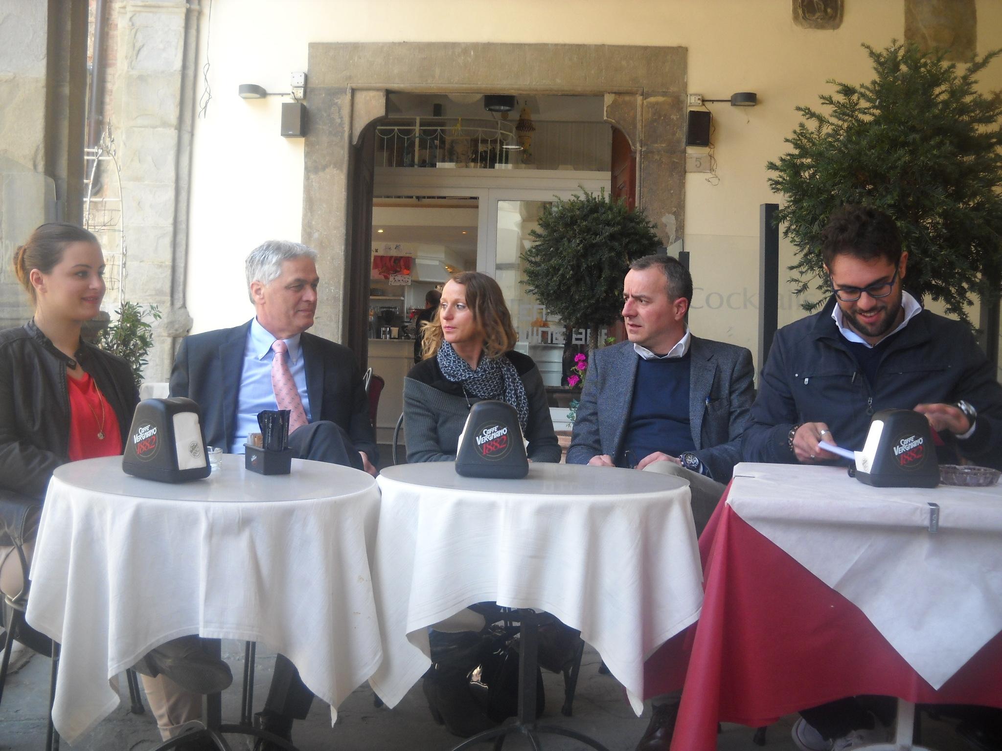 Castiglioni: presentata la candidatura a Sindaco di Sergio Fabianelli