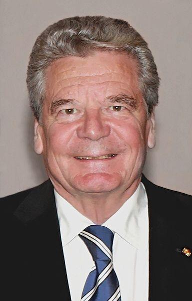 Il presidente tedesco Gauck alla Chiesa cortonese del Calcinaio