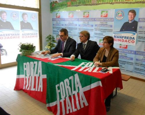 Forza Italia e Rinnovamento per Cortona lanciano la candidatura di Manfreda
