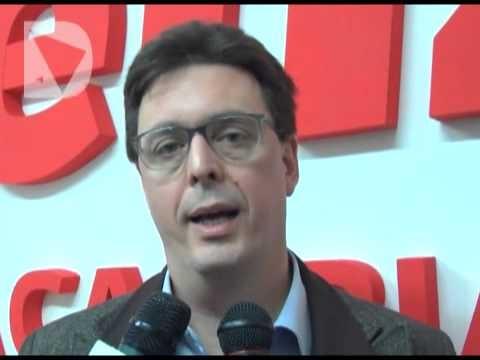 Consigliere Regionale e Candidato alle europee