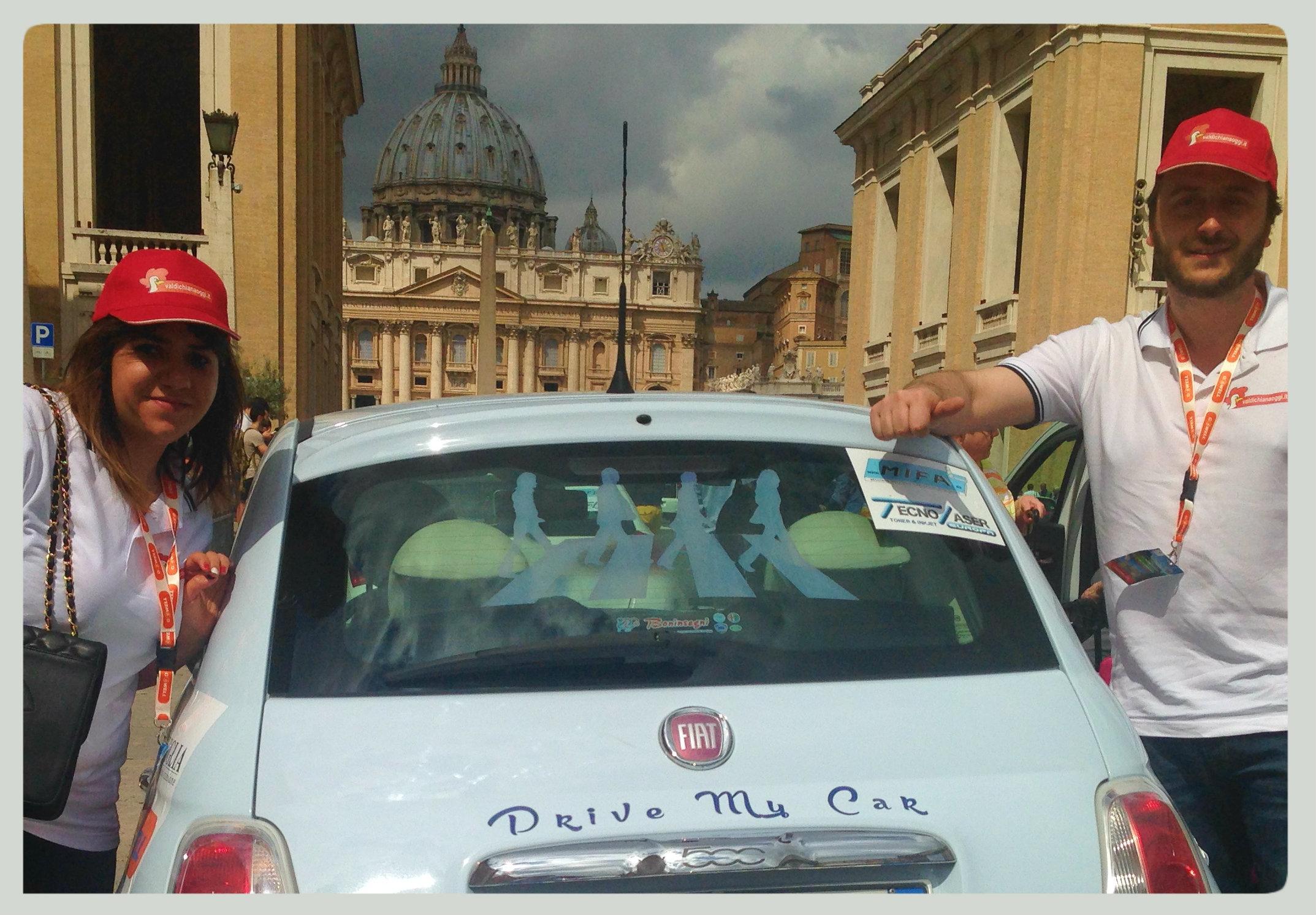 Valdichianaoggi Rally Team: Lupetti e Rampini chiudono alla grande il San Marino - Vaticano