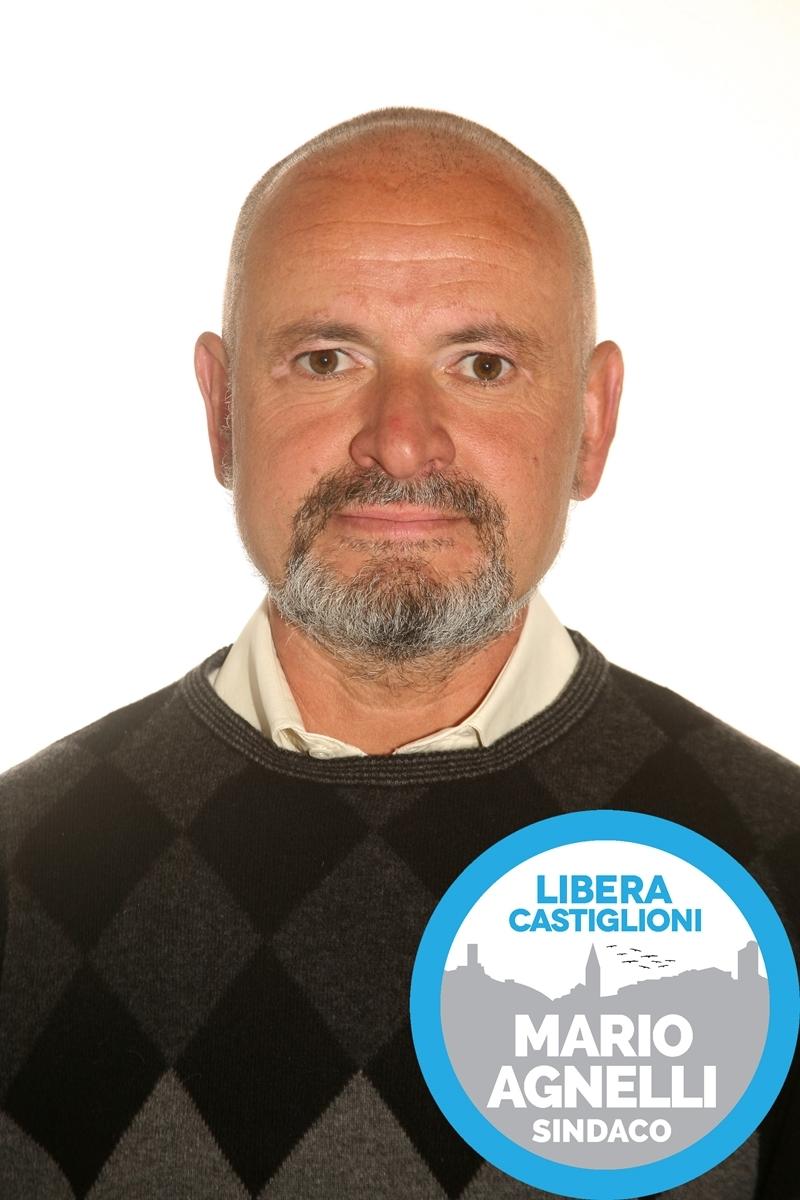 Gian Carlo Faralli, candidato consigliere nella lista civica