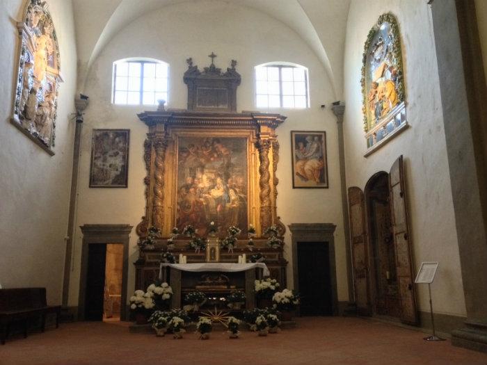 Monte San Savino: la Chiesa di Santa Chiara torna al suo splendore, domani la riapertura