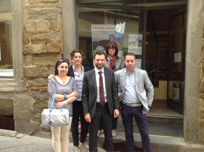 Nuovo Centro Destra appoggia Mario Agnelli: