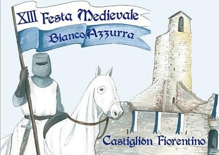 Importante riconoscimento per la Festa Medievale Biancazzurra del Rione Cassero