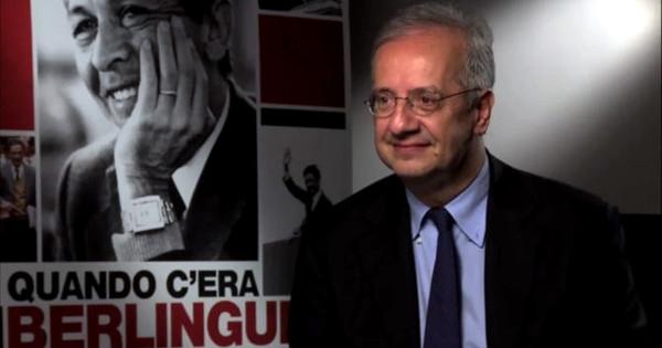 Walter Veltroni a Cortona per sostenere Francesca Basanieri