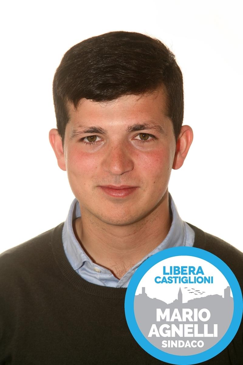Bruno Buccelletti candidato nella lista