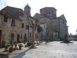Lucignano: aumentano le presenze turistiche, boom di arrivi dall'estero