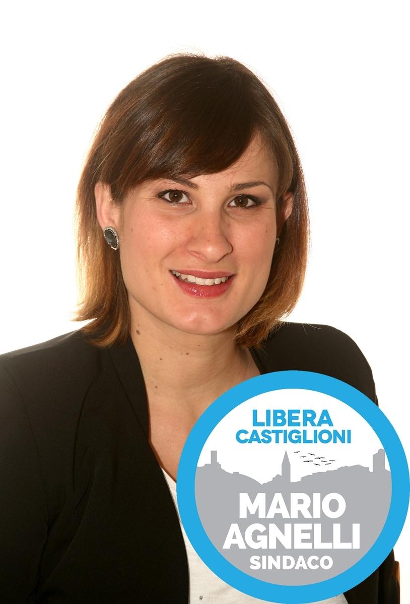 Sara Ceccherini, Candidata Consigliere Lista Civica