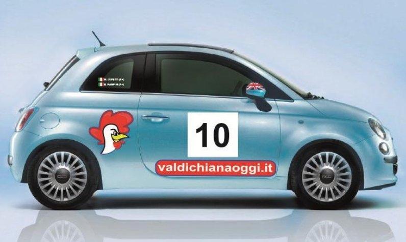 Valdichianaoggi.it e l'avventura nel Mondiale Eco Rally!