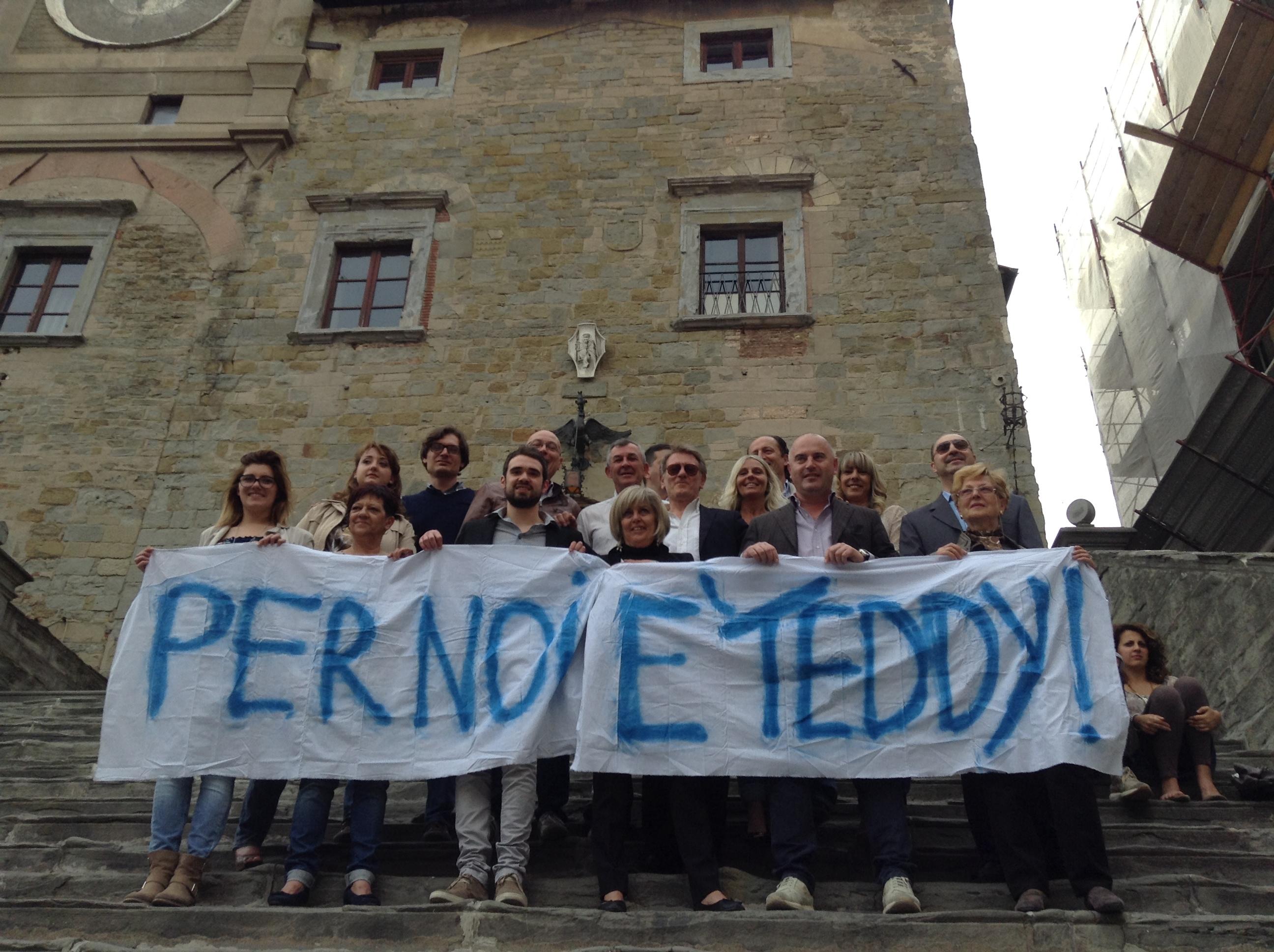 Il voto a Teodoro Manfreda, a Cortona unico vero voto utile per cambiare