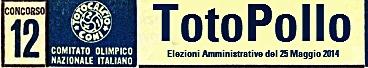 TotoPollo: un grande ritorno... inviateci i vostri pronostici per le elezioni