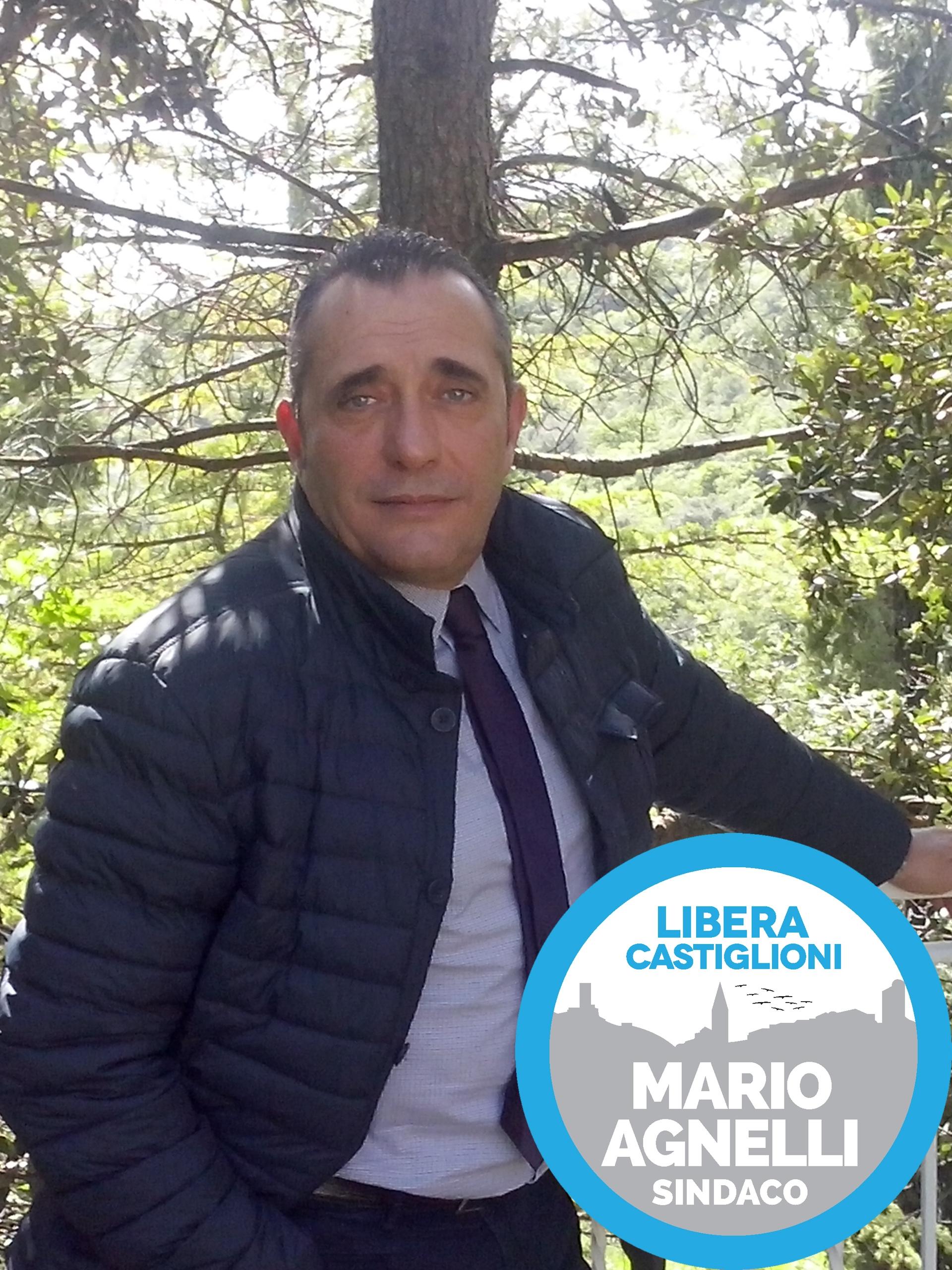 Fabio Bidi, candidati per la Lista Libera Castiglioni