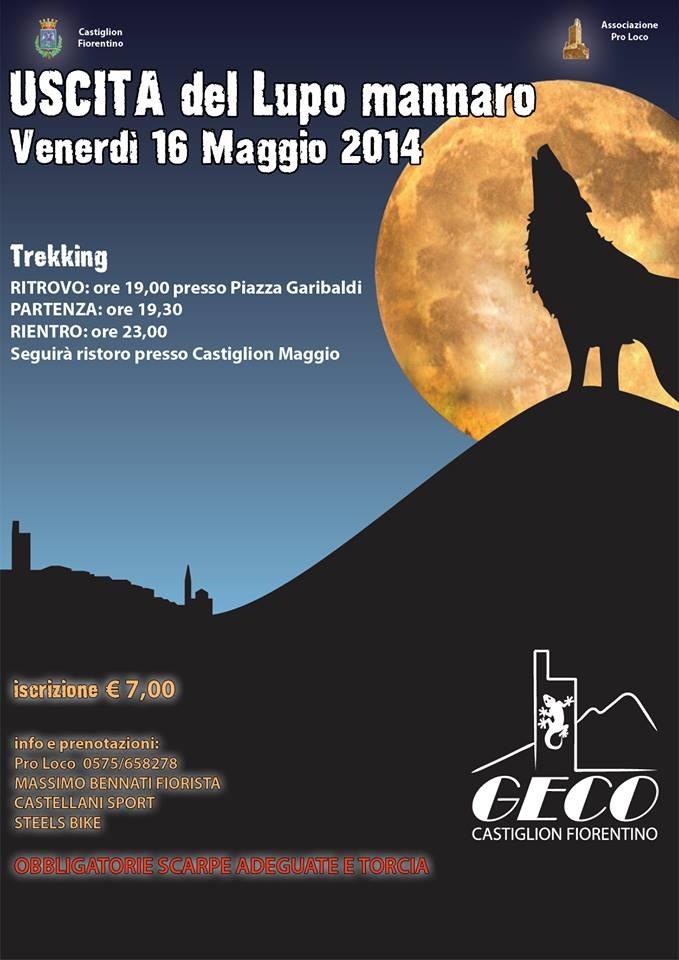 Il Trekking protagonista a Castiglion Fiorentino