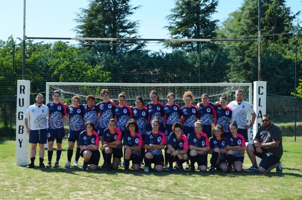 Rugby: le ragazze del Clanis si giocano il campionato domenica a Tavarnelle