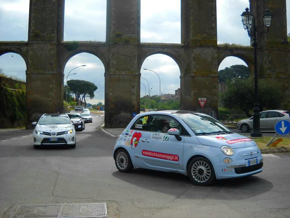 Al Sestriere una nuova avventura del Valdichianaoggi Rally Team... forza ragazzi!!!