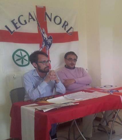 Claudio Paganini nuovo Commissario di Lega Nord Cortona-Valdichiana