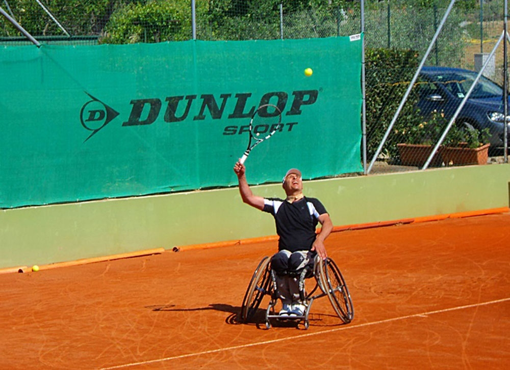 Successo per il Torneo per diversamente abili al Tennis Club Castiglionese