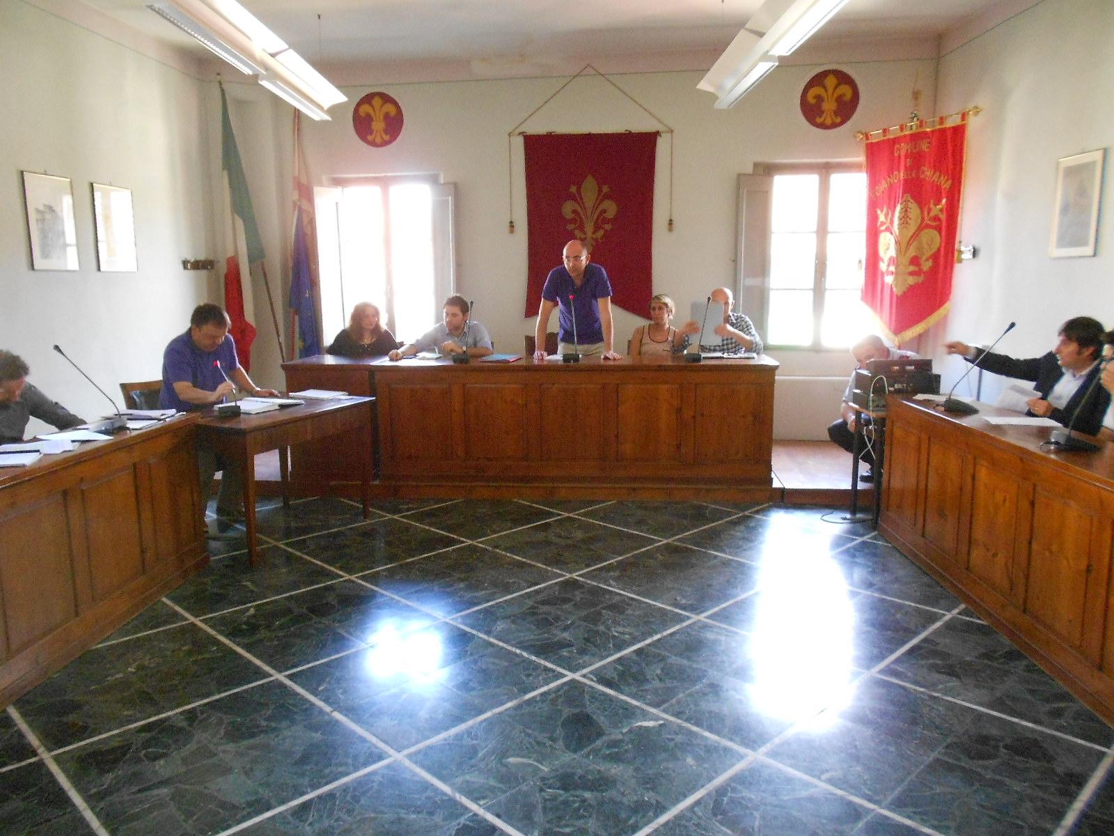 Ecco il nuovo Consiglio Comunale di Foiano