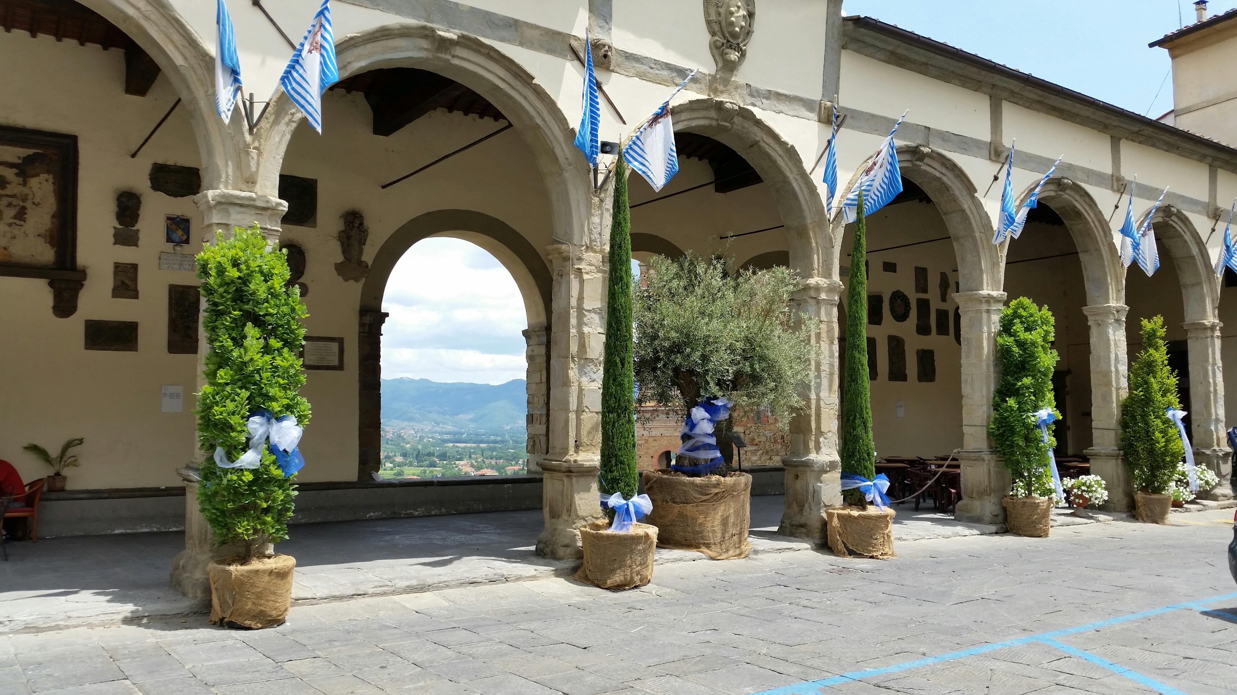 Castiglioni: il Centro Storico si rifà il trucco
