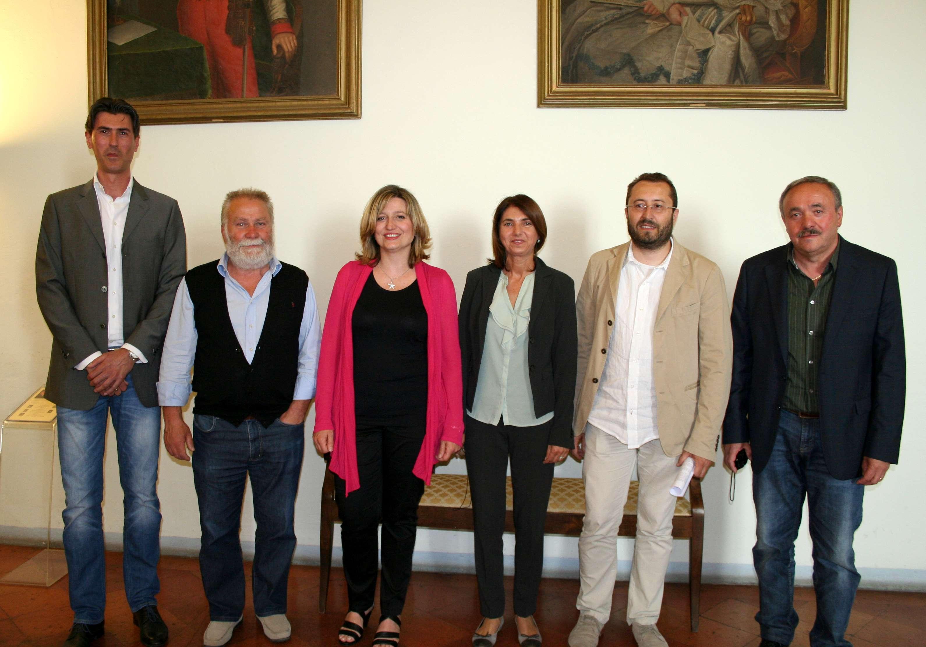 5 assessori, tutti esterni, ecco la Giunta di Andrea Rossi per Montepulciano