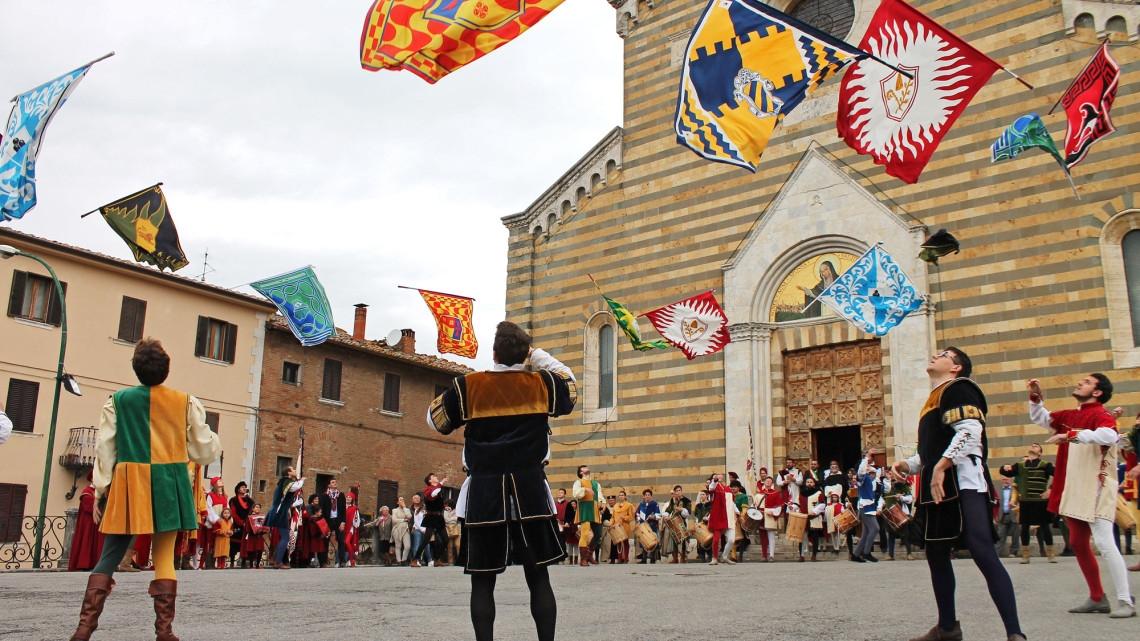 Bravìo delle botti di Montepulciano, scatta il conto alla rovescia