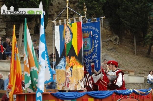 I Rioni castiglionesi in trasferta a Sulmona