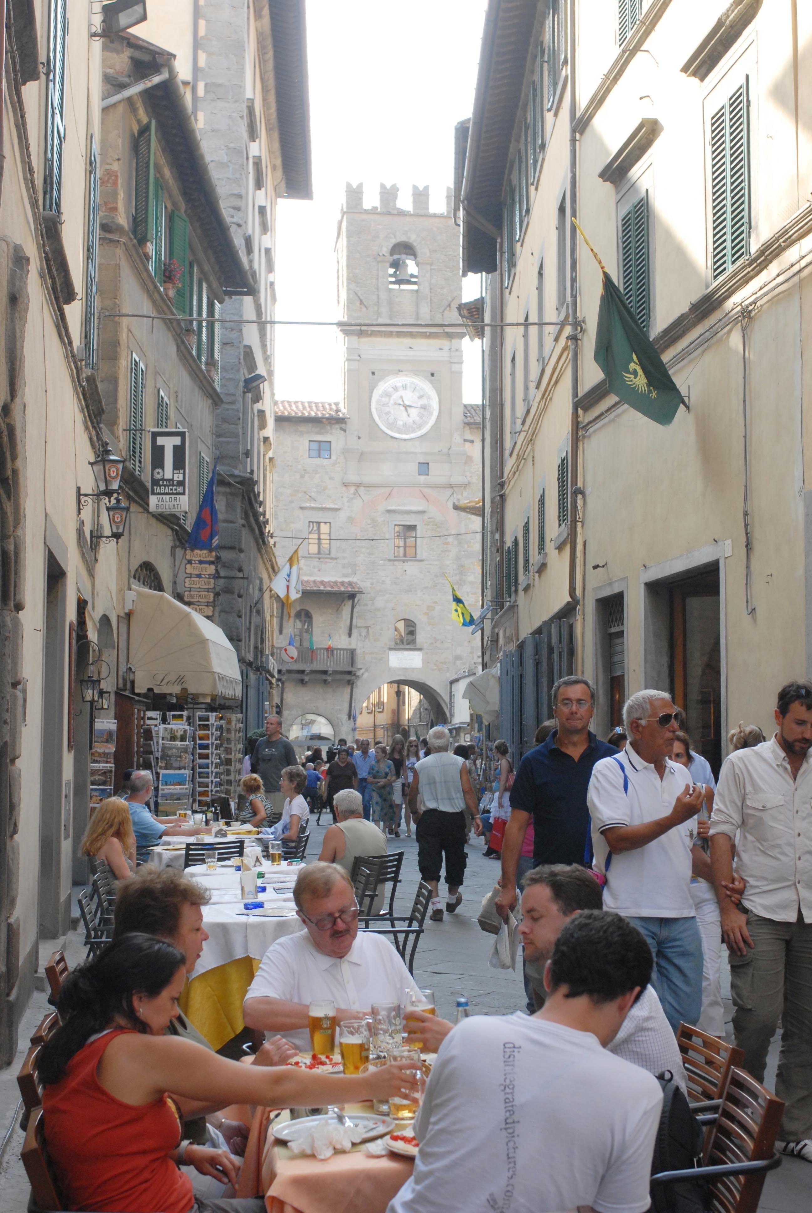 Turismo a Cortona, Donzelli (ConfCommercio):