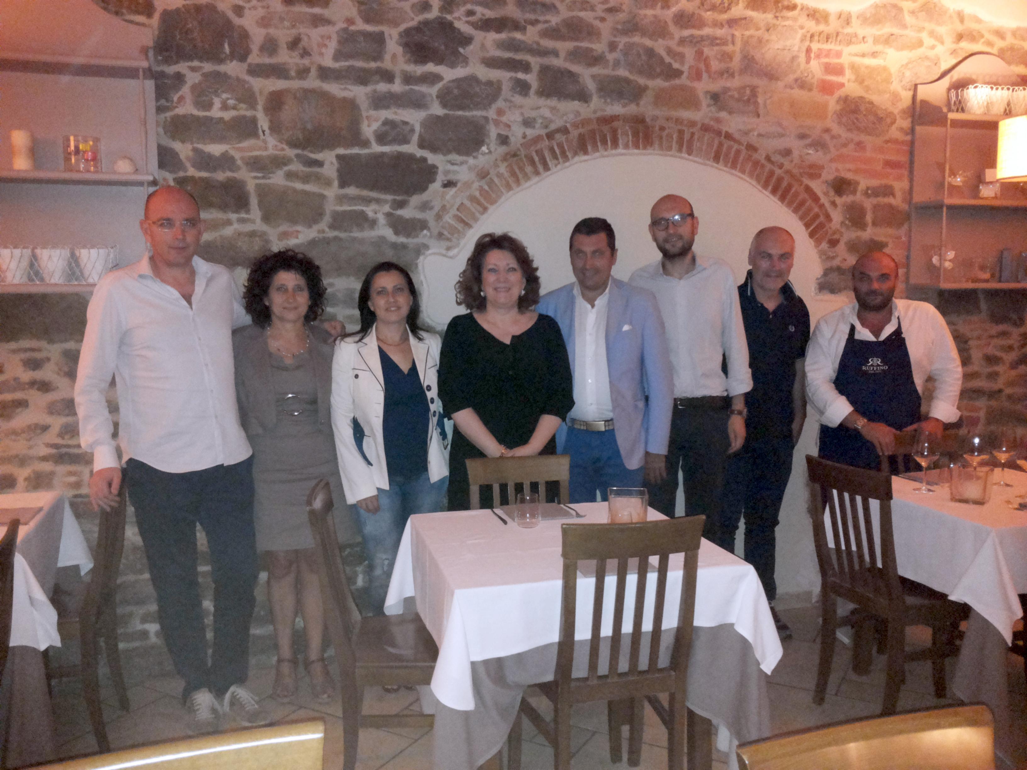 Incontro fra i Sindaci della Valdichiana, discussi progetti di sostenibilità per la vallata