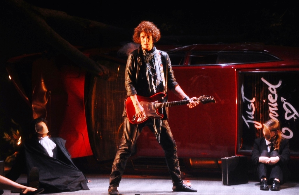 Montepulciano: l'opera lirica in versione rock per il debutto del