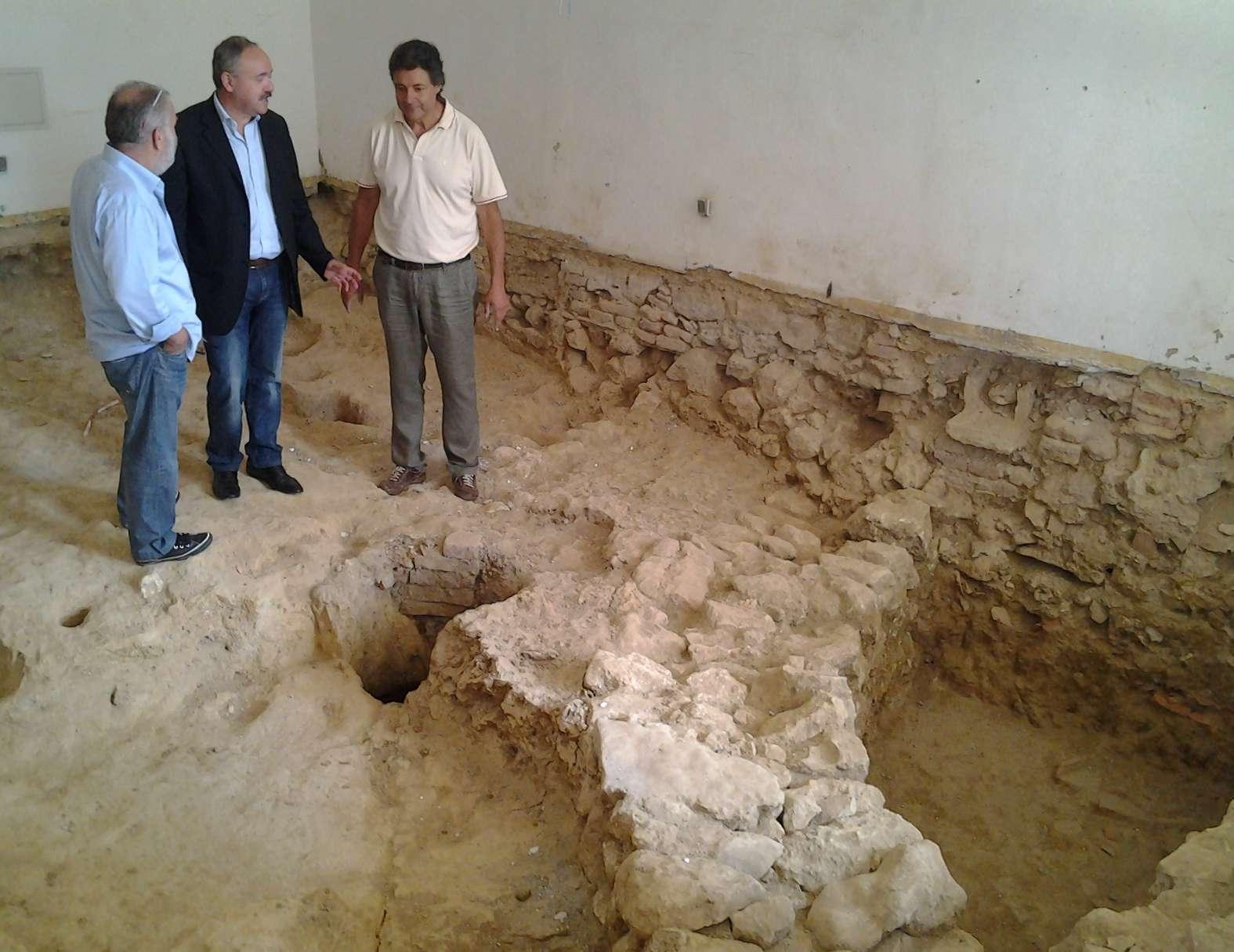 Montepulciano: sorprendente scoperta archeologica durante i restauri della Fortezza