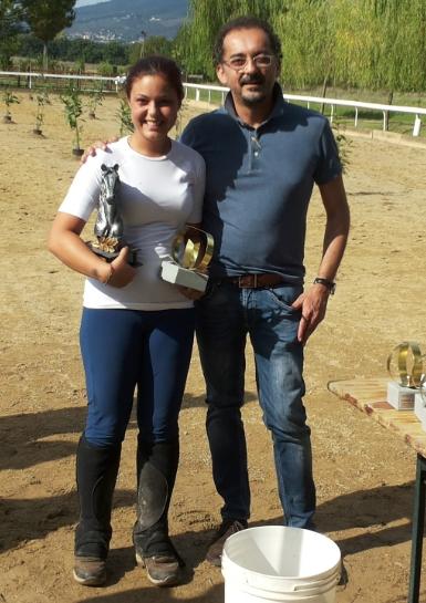 Successo al centro ippico Serristori per il campionato toscano Endurance