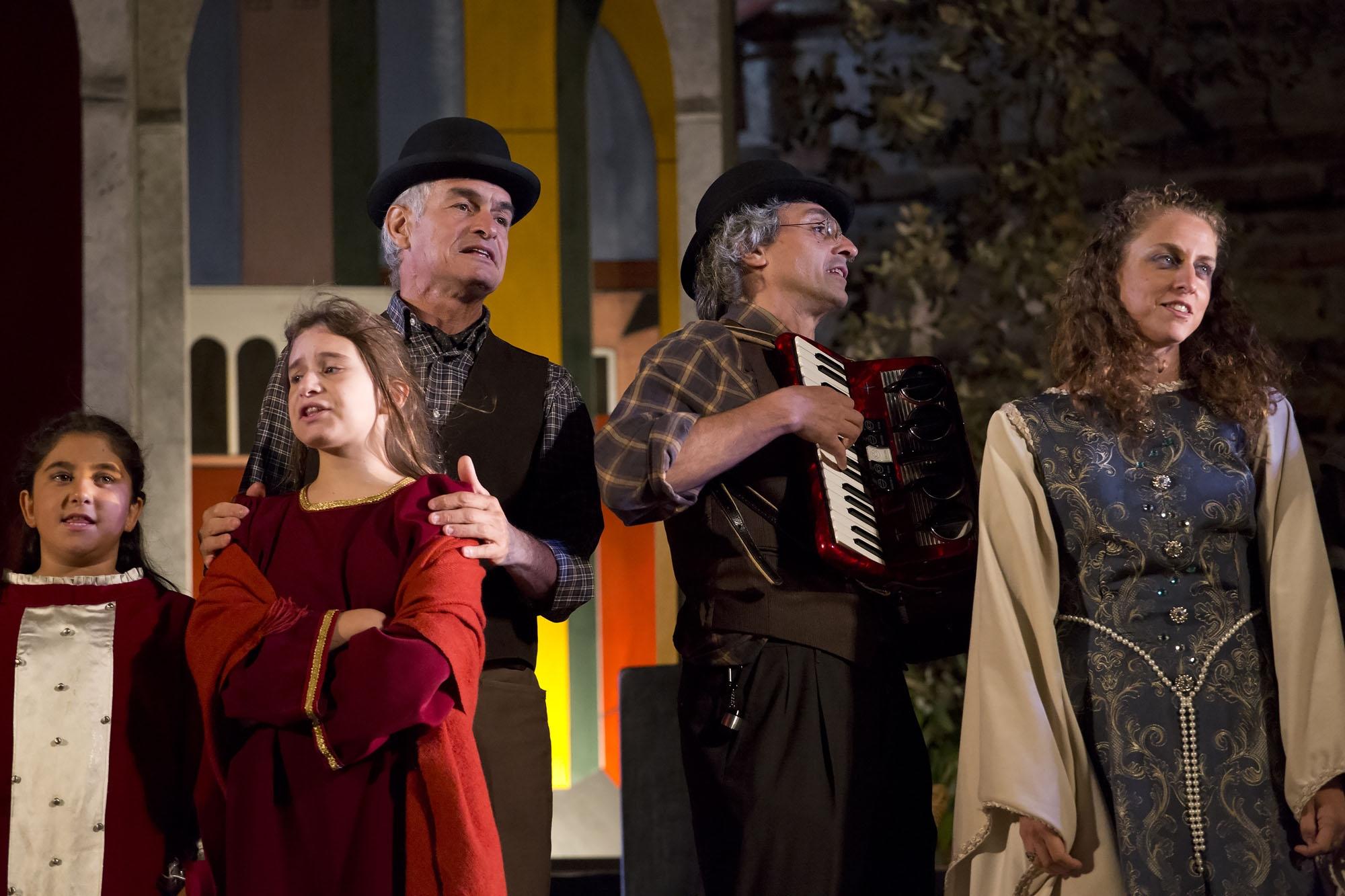 Il Bruscello di Montepulciano festeggia 75 anni con Romeo e Giulietta