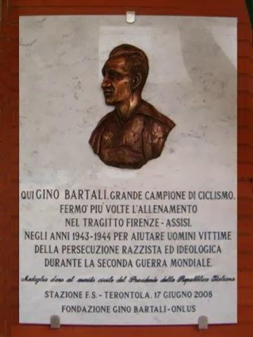 Il racconto delle tre serate per ricordare Gino Bartali a Terontola