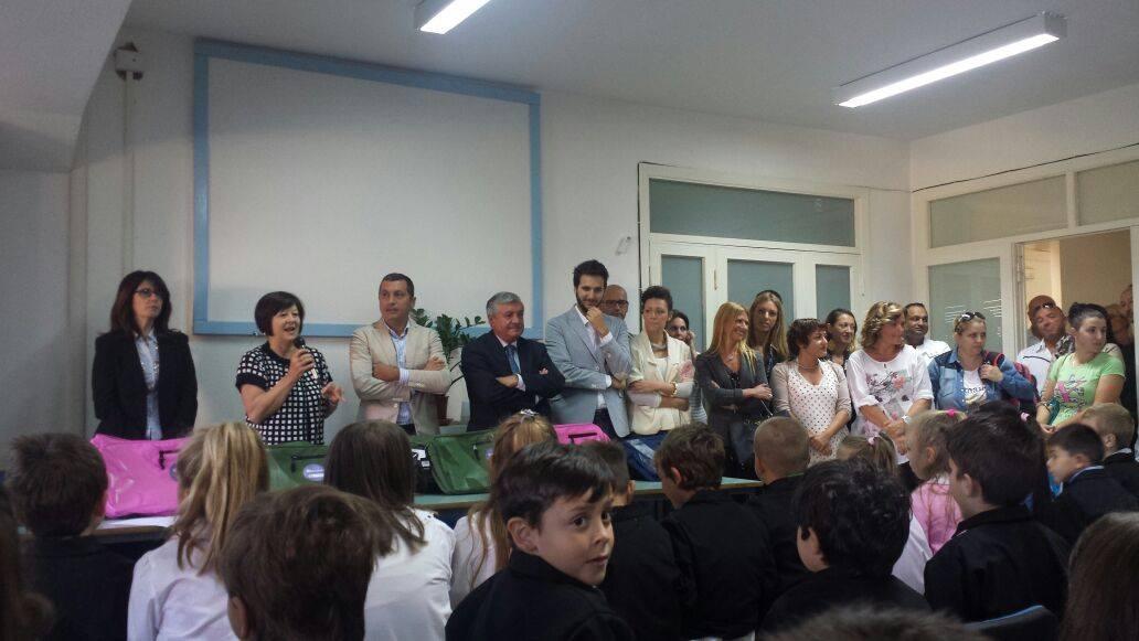 'A scuola senza zaino', il progetto a Castiglion Fiorentino