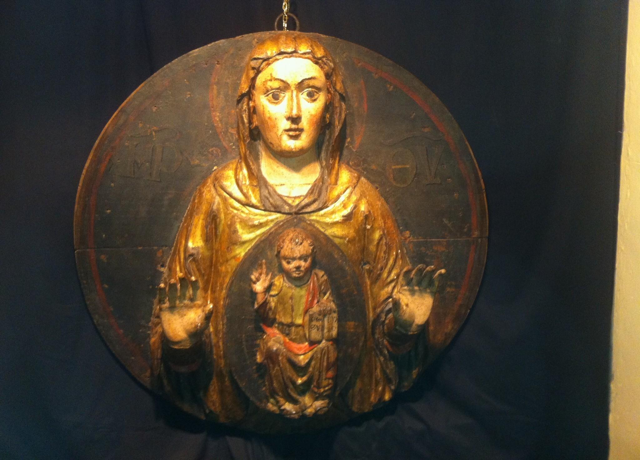 La Madonna del Segno, un'altra sorpresa a CortonAntiquaria