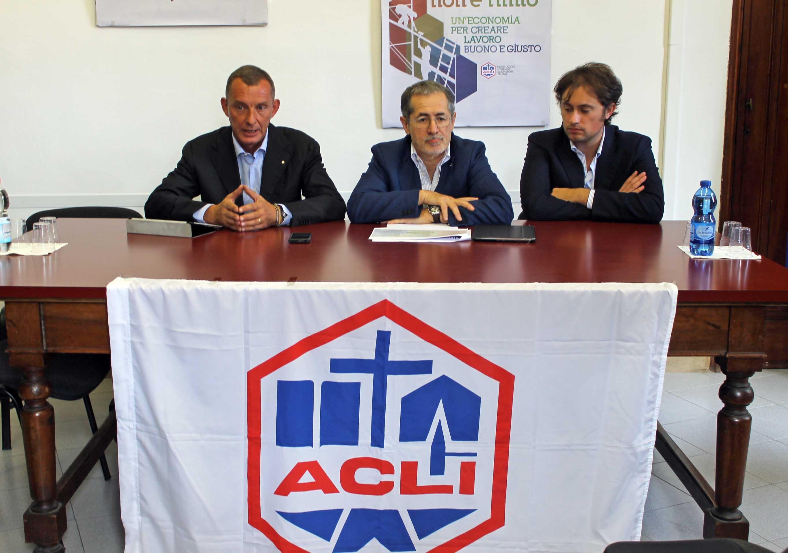 A Cortona la tre giorni di ACLI dedicata al Lavoro