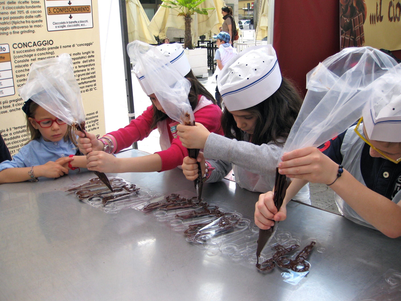 Il cioccolato protagonista con 'Choco Cortona'