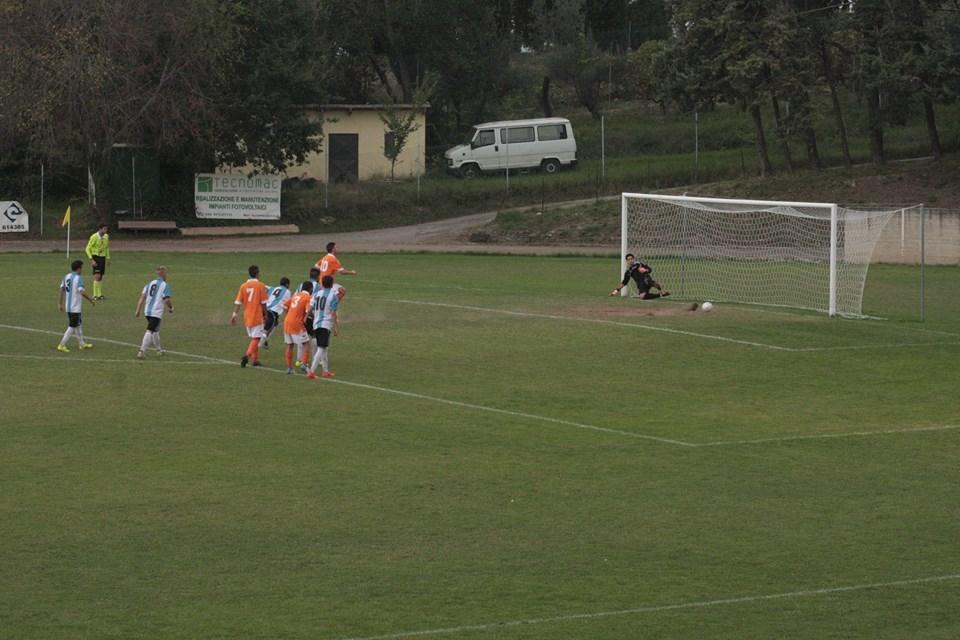 Calcio: parte bene la stagione degli 'arancioni' del Cortona - Camucia