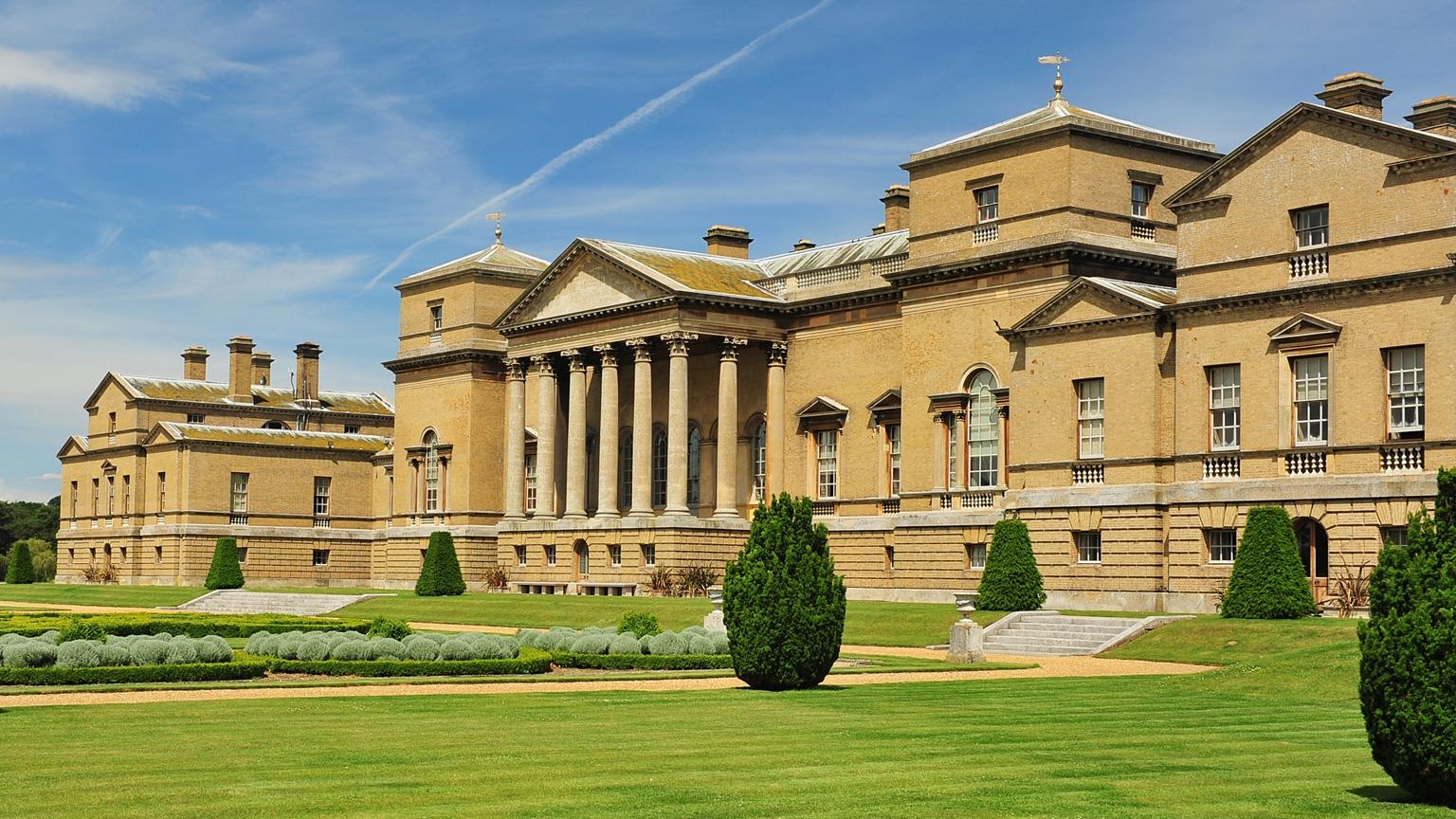 Lord e Lady Leicester di Holkham Hall in visita a Cortona