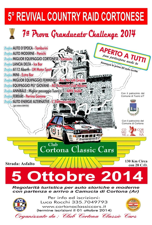 ValdichianaOggi al Rally di Cortona
