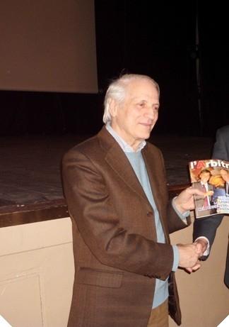 Scomparso il prof. Luigi Bruni, protagonista della vita culturale cortonese. Lo ricorda il Sindaco Francesca Basanieri