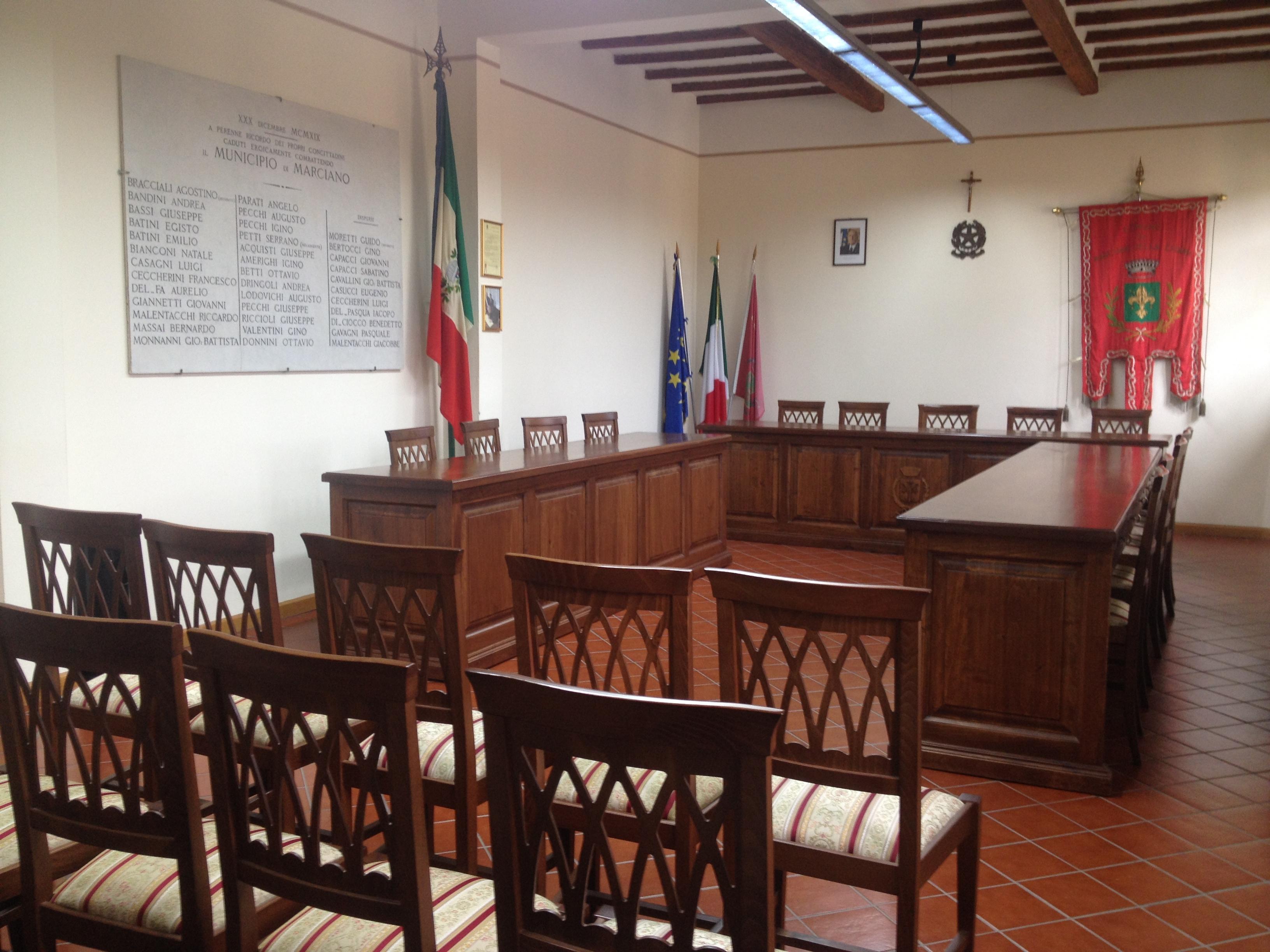 Marciano: le decisioni del Consiglio Comunale su TASI e IUC